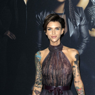 Ruby Rose gets quarantine tattoo