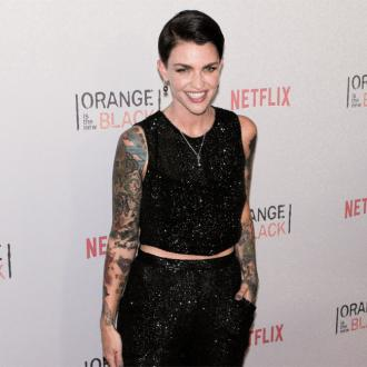 Ruby Rose wore denim shorts 'for three years'
