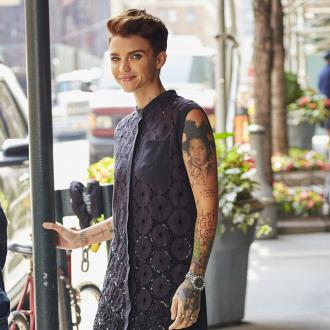 Ruby Rose sighting caused crash for fan