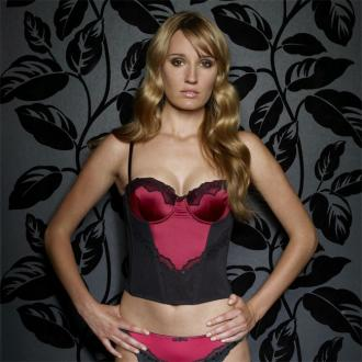 Ruby Stewart Is Unhappy About Her Ultimo Lingerie Campaign Making Her Breasts Enhanced