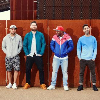 Rudimental love playing live