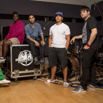 Rudimental Don't Get Recognised At Own Gigs