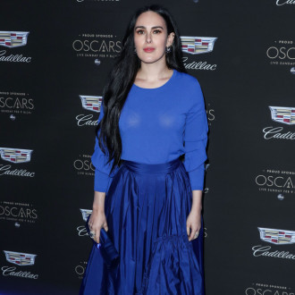 Rumer Willis to star in Left with Only Rain
