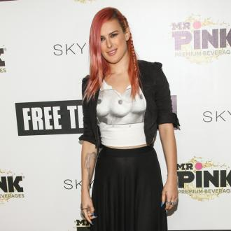 Rumer Willis praises Val Chmerkovskiy for DWTS journey