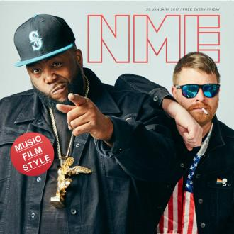 Run The Jewels' Music Inspired By D**K Jokes