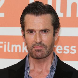 Rupert Everett dreams of being Naomi Campbell
