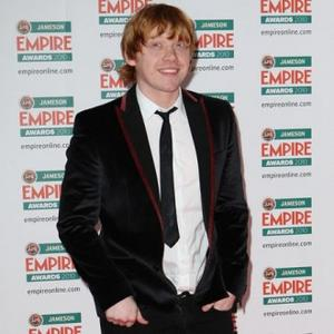 Rupert Grint Doesn't Watch Potter