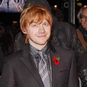 'Harry Potter' Director Cut Ron / Hermione Scene