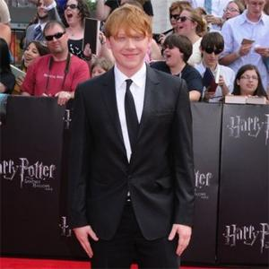 Rupert Grint Doesn't Chase Girls