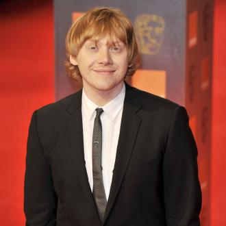 Rupert Grint didn't realise he was on fire