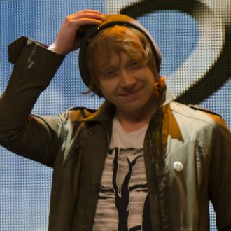 Rupert Grint can't enjoy Harry Potter