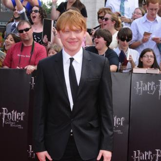Rupert Grint wants invisibility cloak