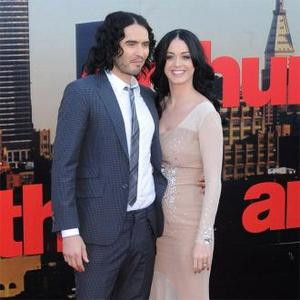 Katy Perry 'Offered £2million For Russell Brand Book'