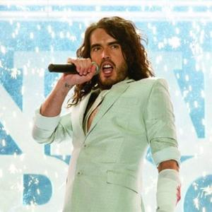Russell Brand Struck By Love
