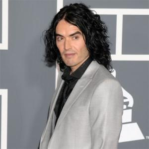 Russell Brand Moves On With Mystery Woman
