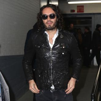 Russell Brand finds ordinary life tiring