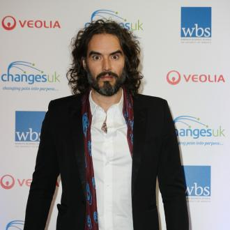 Russell and Laura Brand's serious relationship