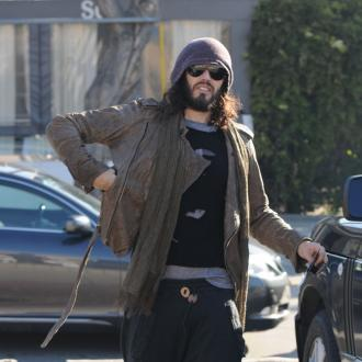 Russell Brand Denies Driving Allegations