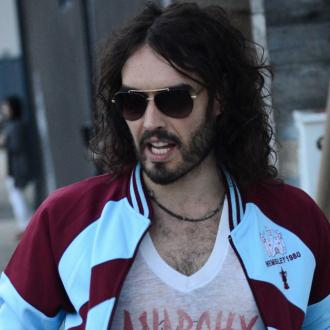 Russell Brand Spotted Kissing Sheridan Smith