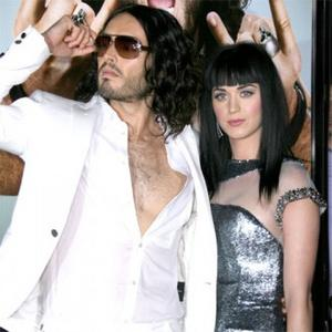 Russell Brand Planning Double Honeymoon