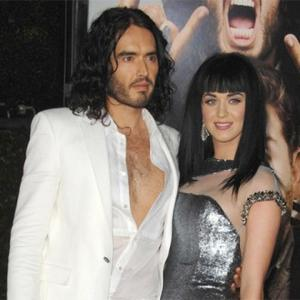 Russell Brand Steals Katy's Clothes