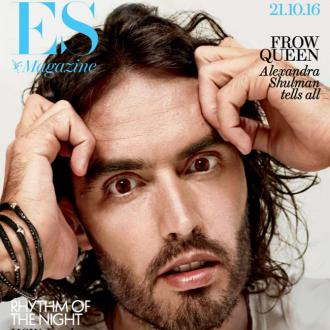 Russell Brand: I'm excited about fatherhood