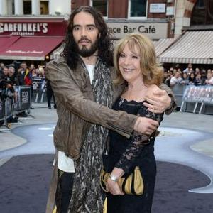 Russell Brand Bought A Gun