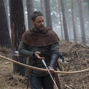 Russell Crowe Keen For Robin Hood 2