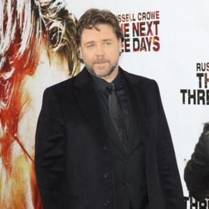 Russell Crowe Confirmed To Play Noah