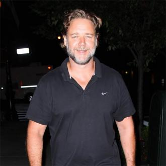 Russell Crowe Digs 50 Trees By Hand