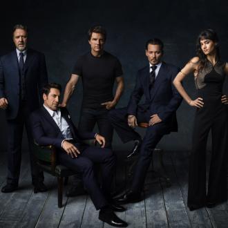 Javier Bardem joins Universals' Dark Universe