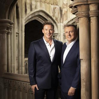 Russell Watson never thought he would make music with Aled Jones