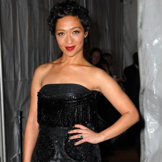 Ruth Negga's 'dramatic' Golden Globes dress