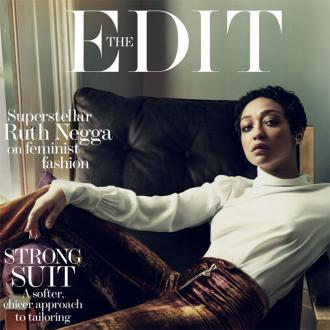 Ruth Negga is 'intimidated' by wardrobes