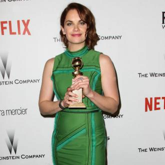 Ruth Wilson Had Beer To Relax