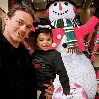 Ryan Dorsey Has Son For Christmas Amid Divorce From Naya Rivera