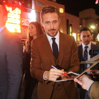 Ryan Gosling Takes Mother Along To Gangster Squad Premiere