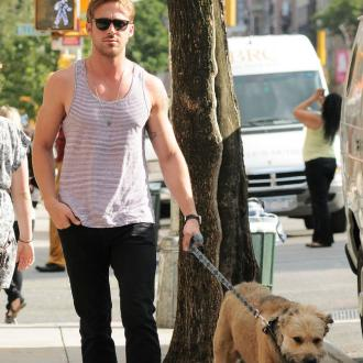 Ryan Gosling pays tribute to dog