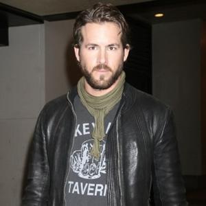 Diaper Stuntman Ryan Reynolds