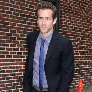 Ryan Reynolds Being Comforted By Ex