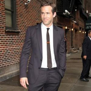 Ryan Reynolds Has Few Hobbies