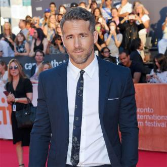 Ryan Reynolds always pressed for time