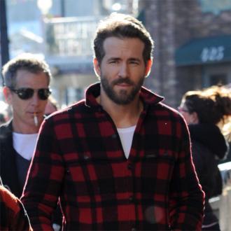 Protective Dad Ryan Reynolds