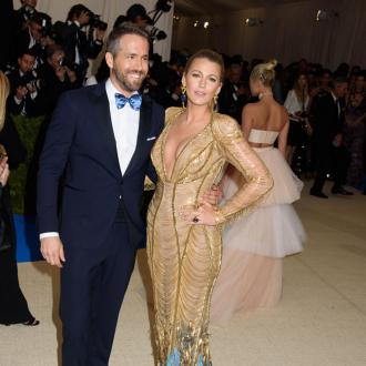 'Strong' Blake Lively praises husband