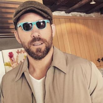 Ryan Reynolds jokes he's 'into' new tiny sunglasses trend