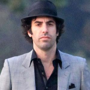 Sacha Baron Cohen Will Sing Live In Les Miserables