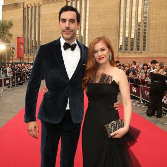 Sacha Baron Cohen and Isla Fisher's Covid-19 donation