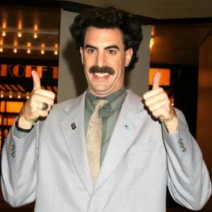 Sacha Baron Cohen Spills Kim Jong-il 'Ashes' Over Ryan Seacrest