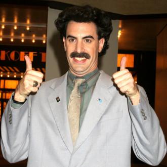 Sacha Baron Cohen retires Borat