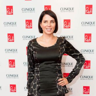 Sadie Frost Sprinkles Salt To Absorb Negative Energy